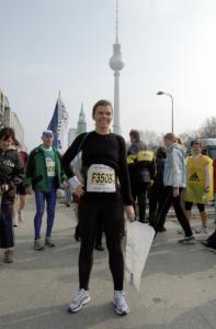 Berlin halfmarathon