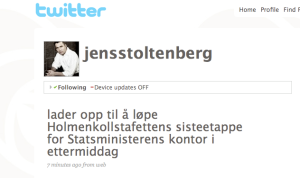 @jensstoltenberg