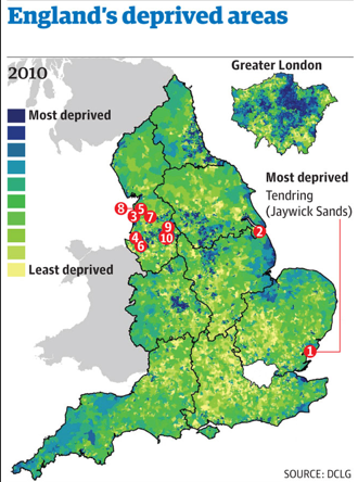 Deprivation Map